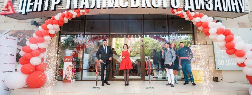 Открытие шоурума Ambassador, Manooi Crystal Chandeliers