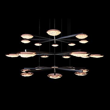 Ассортимент, Manooi Crystal Chandeliers