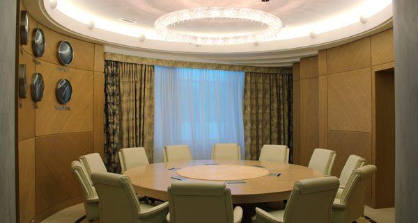 Элитный офис в Москве, Manooi Crystal Chandeliers