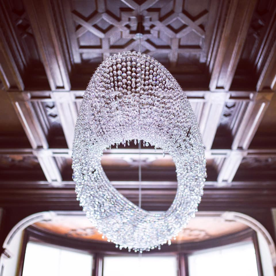 Блог, Manooi Crystal Chandeliers