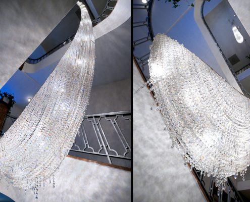 Изящное световое решение – Icefall